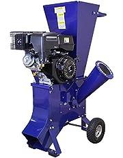 T-Mech Hakselaar - Hout versnipperaar - Benzine - 15Pk -102mm max - Wood Chipper