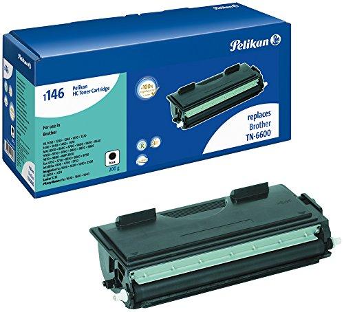 Pelikan Toner ersetzt Brother TN-6600 (passend für Drucker Brother HL-1240 /-1250 /-1270 )