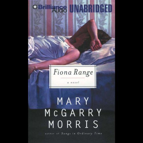 Fiona Range audiobook cover art