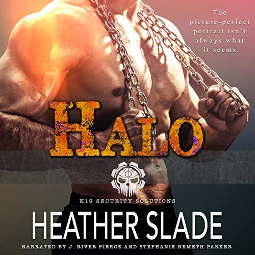 Halo Audiobook By Heather Slade cover art