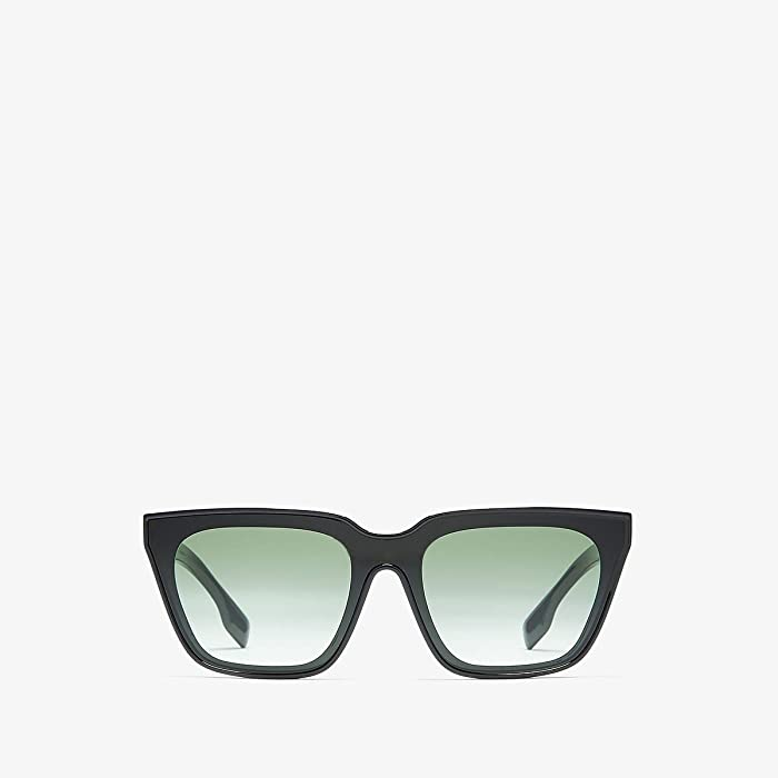 Burberry  0BE4279 (Black/Green Gradient) Fashion Sunglasses
