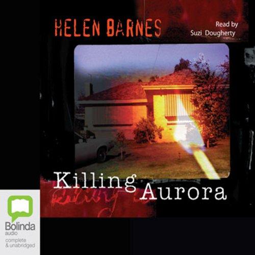 Killing Aurora audiobook cover art