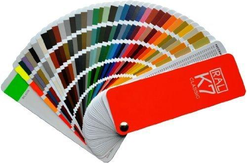 RAL K7 - Farbenfächer, Modell: RALK7, Werkzeug- und Baumarkt