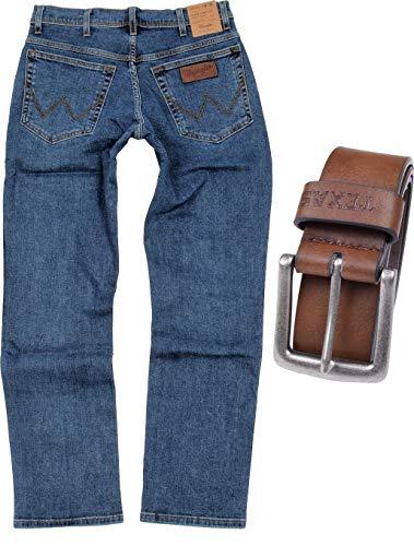 Wrangler Texas Original Straight - Straight Hombre