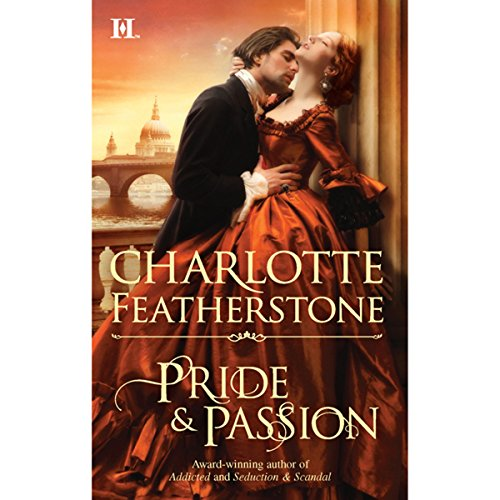 Pride & Passion audiobook cover art