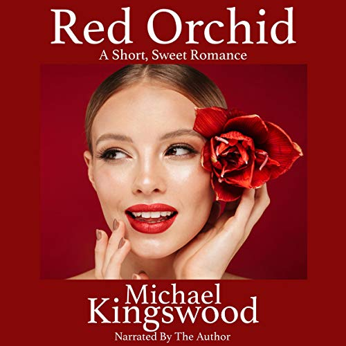 Red Orchid audiobook cover art