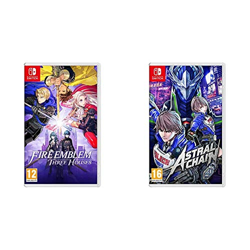Fire Emblem: Three Houses - Nintendo Switch & Astral Chain Nintendo Switch