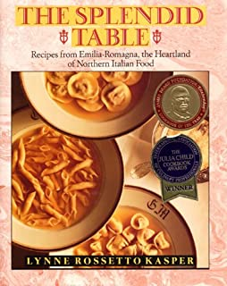 The Splendid Table: 500 Years of Eating in Northern Italy