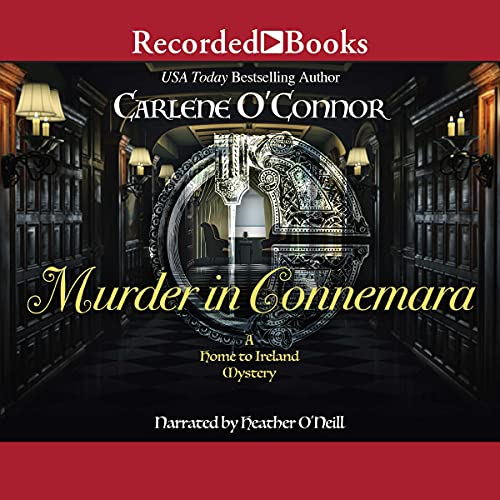 Murder in Connemara cover art