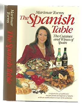 Spanish Table 0385194021 Book Cover