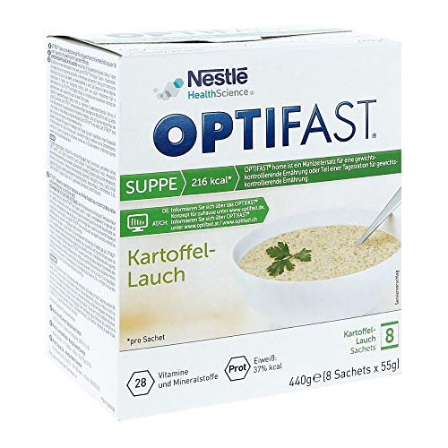 Optifast home Suppe Karto 8X53 g