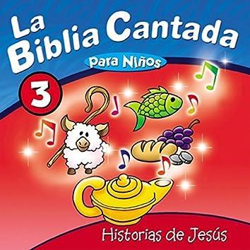 La Biblia Cantada para Niños, Vol. 3