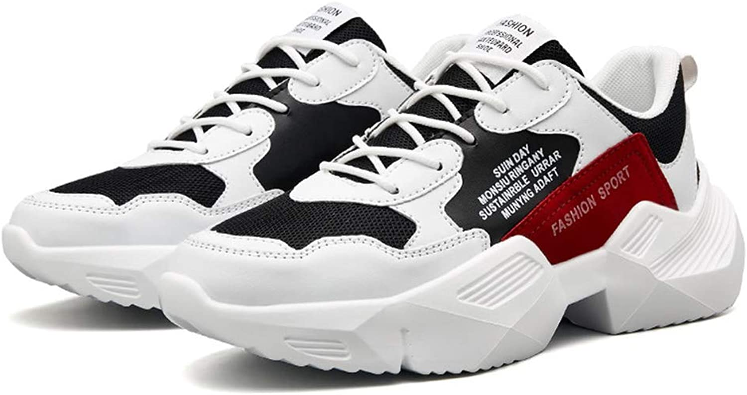 Y-H Mens shoes,Student Slip-Ons Running shoes,Trekking Travel shoes Casual Sneakers,b,39