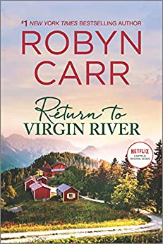 Book cover of Return to Virgin River by Robyn Carr
