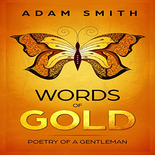 Words of Gold: Poetry of a Gentleman audiobook cover art