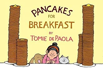pancake children's book