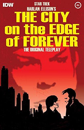 Star Trek: Harlan Ellison's City on the Edge of Forever #4 (of 5) (English Edition)