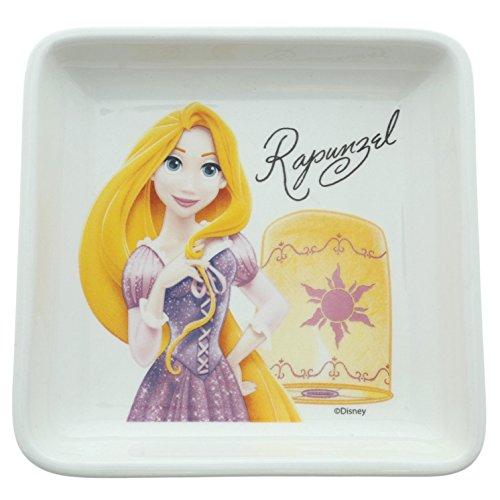 Enchanting Disney Lights In The Sky-Rapunzel Trinket Tray, Ceramic, Multicolour, 12 x 12 x 2 cm