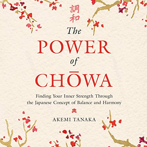 The Power of Chowa audiobook cover art