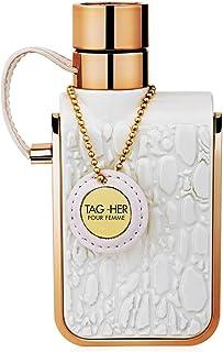 Armaf Tag Her Eau De Parfum 100ML Perfume For Man - Amber Floral Fragrance For Her
