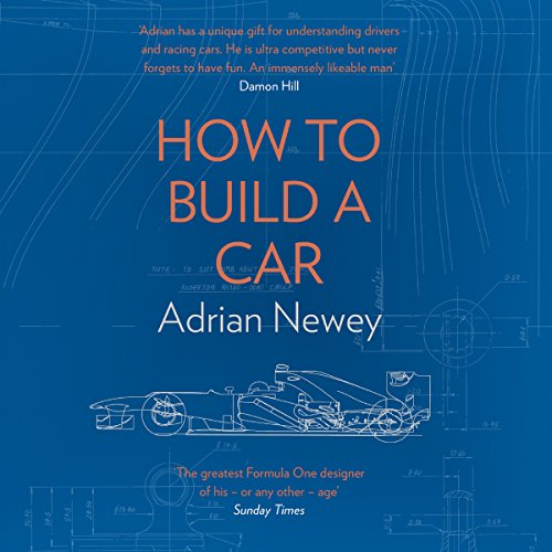 How to Build a Car audiobook cover art