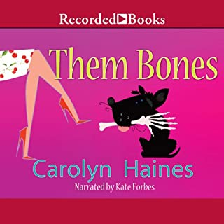 Them Bones audiobook cover art