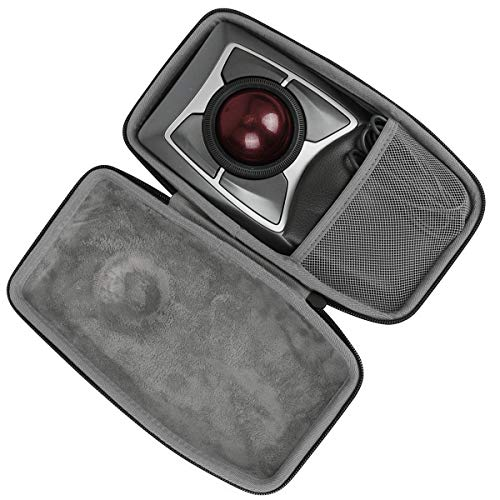 Hard Travel Case Replacement for Kensington Expert Wireless / Wired Trackball Mouse K72359WW / K64325 by co2CREA