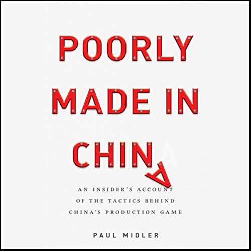 Poorly Made in China cover art