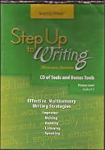 Step Up to Writing, CD of Tools and Bonus Tools, Primary Level; K-3