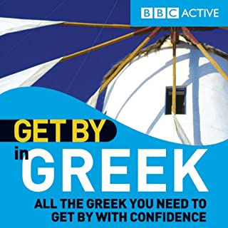 Get By in Greek cover art