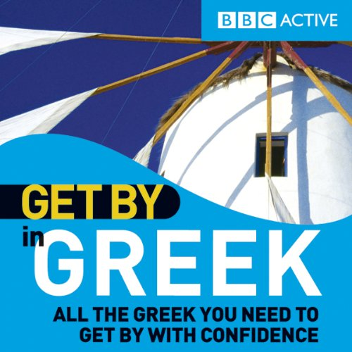 Get By in Greek audiobook cover art