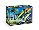 Stomp Rocket Stunt Planes - 3 Foam Plane Toys for Boys and Girls -...