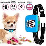 Best Bark Collars - Small Dog Bark Collar Rechargeable - Anti Barking Review