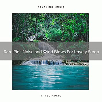Rare Pink Noise and Wind Blows For Lovely Sleep
