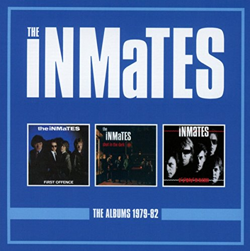 The Inmates: The Albums 1979-82 Plus Bonustracks (3CD Boxset) (Audio CD (Box Set))