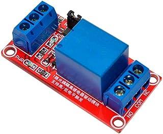 Ociodual relais 5V 1 kanaal 230V 10A relaiskaart relaisplaat kaart jumper Raspberry AVR PI