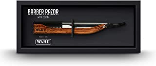 Wahl Barber Razor with Comb (Wood) Hair Hairdresser