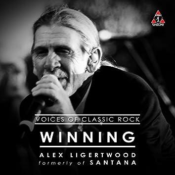 "Live By The Waterside ""Winning"" Ft. Alex Ligertwood of Santana"