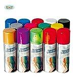 Varie GUIRCA - BOMBOLETTA Spray LACCA Colorata per COLORARE I Capelli (Rosso)