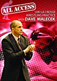 All Access UW-<span class='highlight'>La</span> <span class='highlight'>Crosse</span> Wrestling Practice with Dave Malecek (DVD)