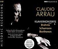 Klavierkonzerte Brahms/Sc