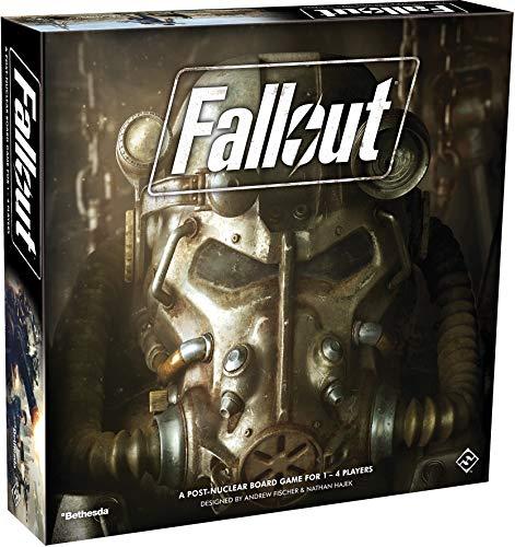 Asmodee- Fallout, FFZX02, Jeu De Plateau