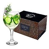 Lot de 6 verres à cocktail/gin tonic , 22.7oz/645 ml ultra resistant