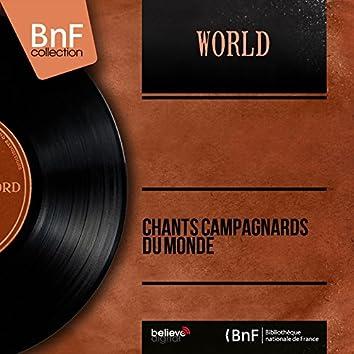 Chants campagnards du monde (feat. Robert Cornman et son orchestre) [Mono Version]