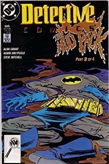 Detective Comics, #605 (Comic Book) Batman - The Mud Pack, Part 2 of 4