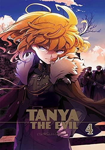 A Little Girl's Military Record: Youjo Senki Manga Vol 4 (English Edition)