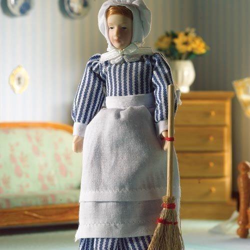 Dolls House 5126 Poupée Rennie Femme de ménage 14,5 cm poupée 1:12
