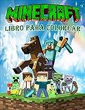 Minecraft libro para colorear