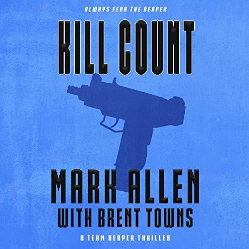 Kill Count audiobook cover art