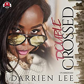 Double Crossed audiobook cover art